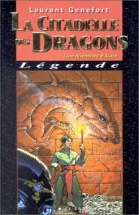Les Aventures d'Alaet : La Citadelle des Dragons #1 [2000]