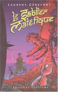Les Aventures d'Alaet : Le Sablier Maléfique #6 [2003]