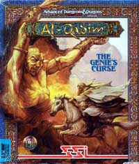 Al-Qadim : The Genie's Curse - PC