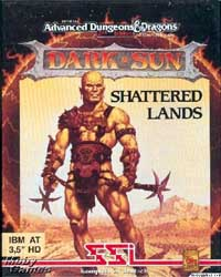 Dark Sun: Shattered Lands - PC