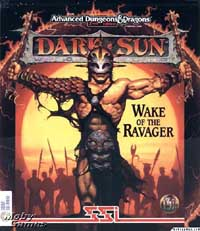 Dark Sun : Wake of the Ravager - PC