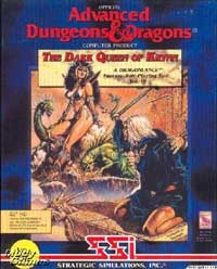 The Dark Queen of Krynn - PC