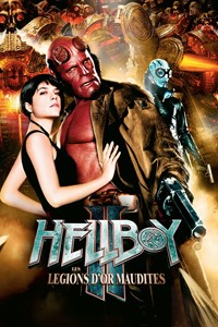 Hellboy 2, les légions d'or maudites