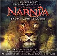 Les chroniques de Narnia : Le Monde de Narnia, album pour les enfants [2005]