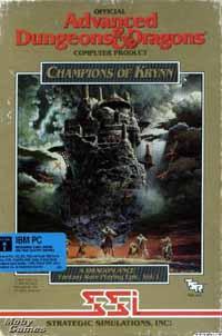 Donjons & Dragons : Champions of Krynn [1990]