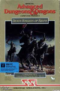 Death Knights of Krynn - PC