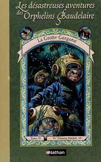 La Grotte Gorgone [TomeXI] : La Grotte gorgone