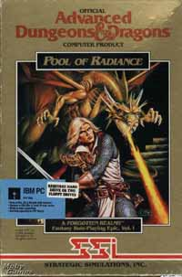 Pool of Radiance - PC