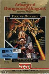 Pool of Radiance - PC