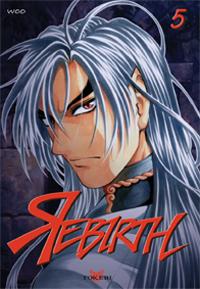 Rebirth #5 [2005]