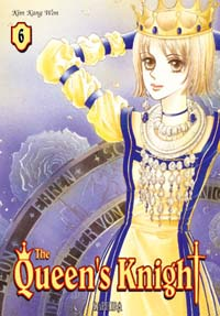 The Queen's Knight, tome 6
