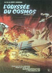 Les Sentinelles de l'air : Thunderbirds et l'odyssée du cosmos [1966]