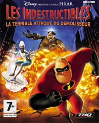 Indestructibles : La terrible attaque du démolisseur [#2 - 2005]