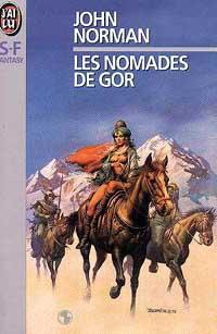 Le Cycle de Gor : Les Nomades de Gor [#4 - 1979]