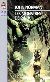 Le Cycle de Gor : Les Monstres de Gor #12 [1997]