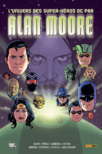 Collection DC : DC Anthologie 1 :  Alan Moore [2005]