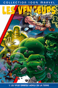 Les Vengeurs : Les Plus grands héros de la Terre [2005]