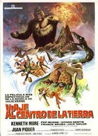 Voyage au centre de la terre [1976]