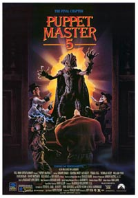 Puppet Master V [#5 - 1995]