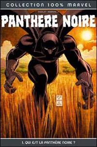 Qui est la  Panthère Noire [#1 - 2005]