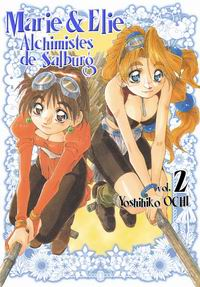 Marie & Elie, alchimistes de Salburg #2 [2005]