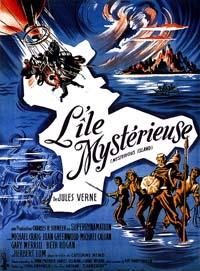 L'île Mystérieuse [1962]