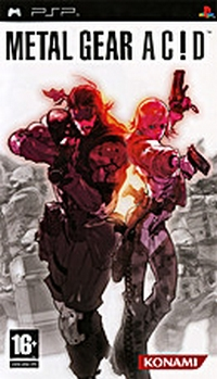 Metal Gear Acid #1 [2005]
