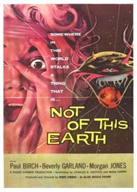 Not of This Earth [1959]