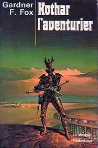 Kothar le Barbare : Kothar l'aventurier [#1 - 1976]