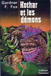 Kothar le Barbare : Kothar et les démons [#3 - 1977]