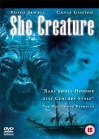 Titre : La sirène mutante [2001]