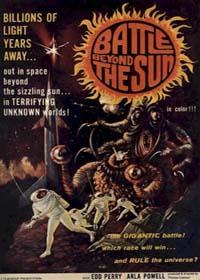 Nebo zovyot : Battle Beyond the Sun [1960]