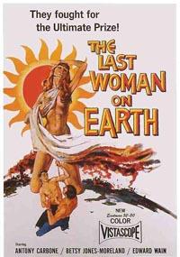 La Dernière femme sur terre [1960]