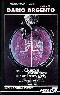 Quatre mouches de velours gris [1972]