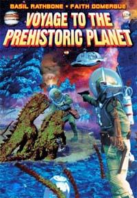 Voyage sur la planète préhistorique [1965]