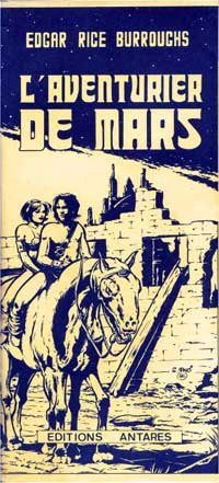 Le Cycle de Mars : L'Aventurier de Mars #7 [1986]