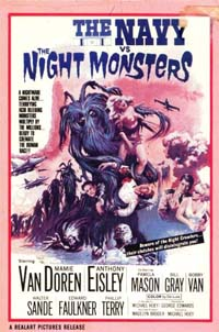 The Navy vs. the Night Monsters [1966]