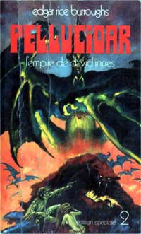 Cycle de Pellucidar : L'empire de David Innes #2 [1966]