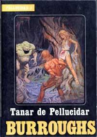Cycle de Pellucidar : Tanar de Pellucidar #3 [1967]
