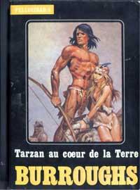 Cycle de Pellucidar : Tarzan au coeur de la Terre #4 [1967]