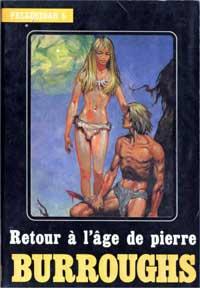 Cycle de Pellucidar : Retour à l'age de pierre #5 [1969]
