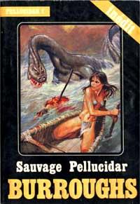 Cycle de Pellucidar : Sauvage Pellucidar #7 [1983]
