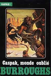 Cycle de Pellucidar : Caspak, monde oublié [1982]