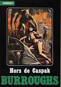 Cycle de Pellucidar : Hors de Caspak [1982]