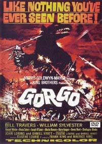 Gorgo, terreur sur Londres [1961]