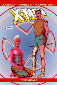 L'intégrale X-Men : X-Men : L'intégrale 1984 [#8 - 2005]