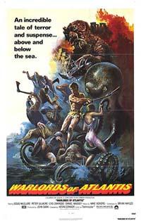 Le sixième continent : Les 7 cités d'Atlantis [1978]