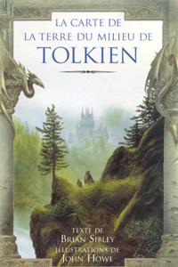 Le Seigneur des Anneaux : La Carte de la Terre du Milieu de Tolkien [2001]