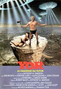 Yor, le chasseur du futur [1983]
