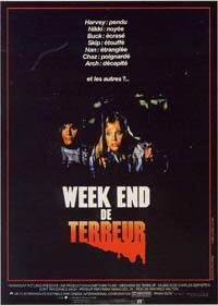 Week-end de terreur [1986]